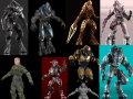 Halo 2A, HW2, HCEA, H5, KillerInstinct, Halo Oniline Models