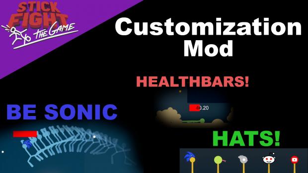 Stick Fight Customization Mod