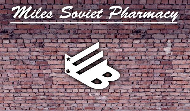 Soviet Pharmacy Mod
