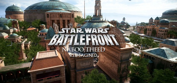 Naboo: Theed Supremacy (Reimagined Version 2)