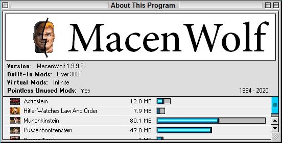 MacenWolf Third Encounter