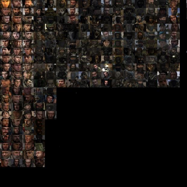 HD Models Portraits
