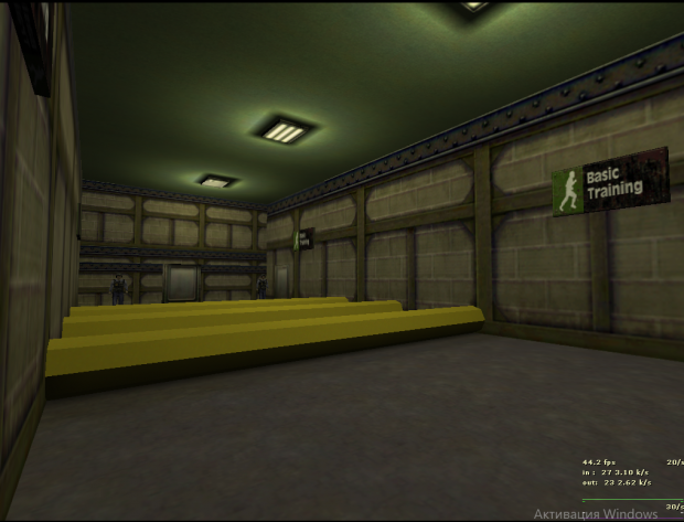 my training course map demo