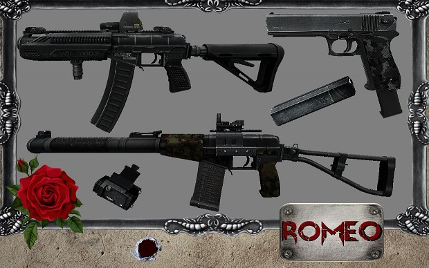 FSB special purpose weapons
