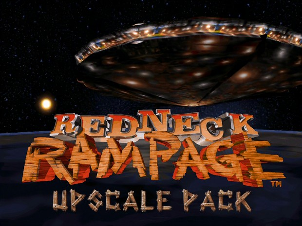 Redneck Rampage Upscale Pack