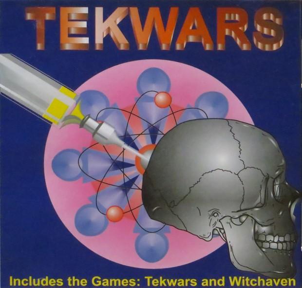 TEKWARS Demo Disc