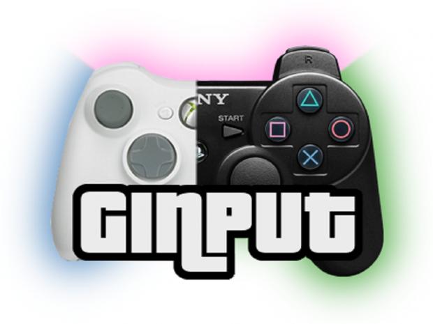 GInput - GTA