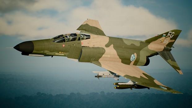F-4E -Jungle Hunter-