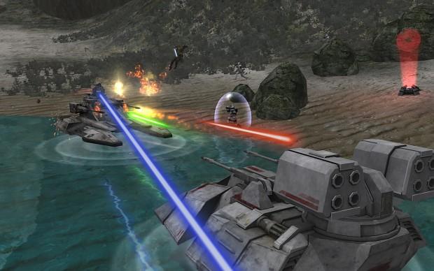 The Battlefront Unleashed v1