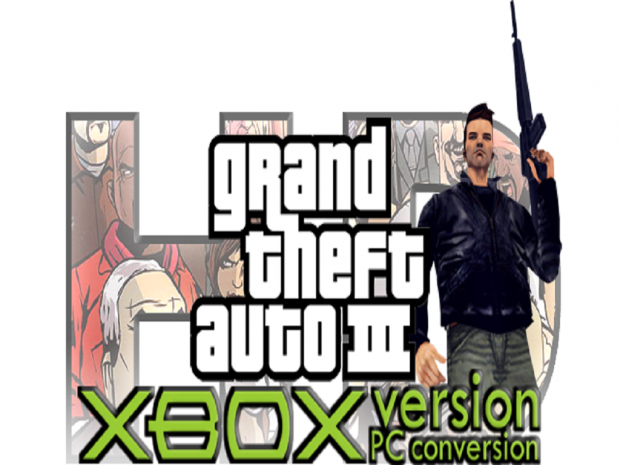 GTA 3 - Xbox Version HD