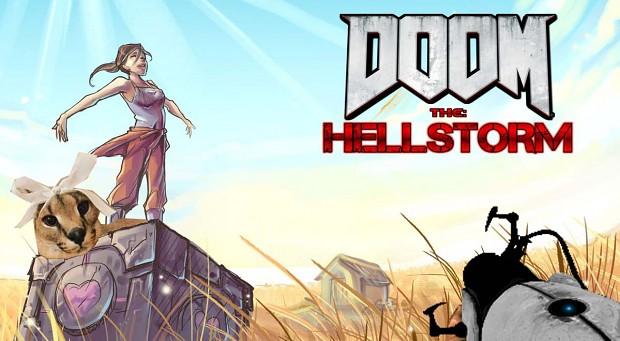 Portal gun v1 for Doom: The Hellstorm