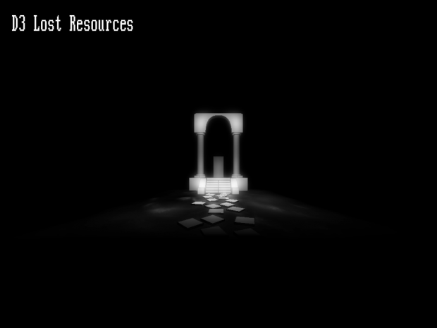 d3 lost resources