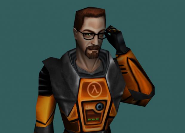 Gordon Freeman Model Improved