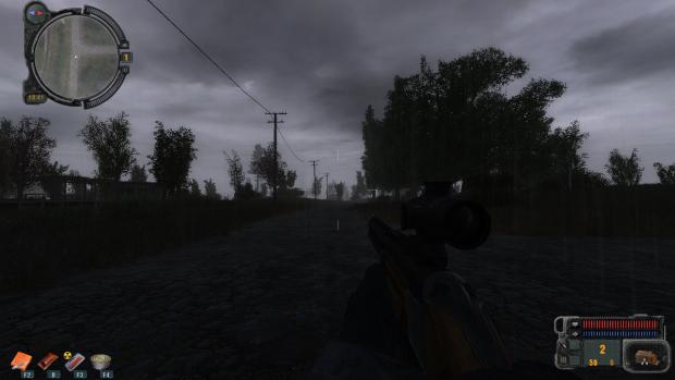 Gunslinger damage mod
