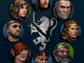 Thronebreaker: The Witcher Tales Portraits