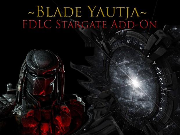 BladeYautjaStargate AddOn