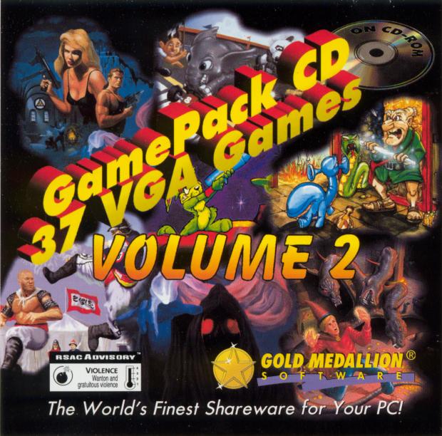 Gold Medallion GamePack II