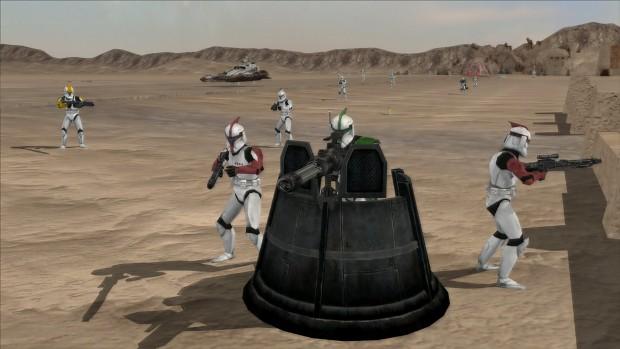 Tatooine: Desert Bus