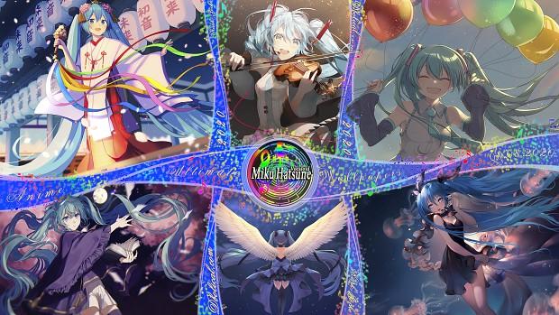 Old Anime Wallpaper's (Full-HD) - 08.08.20