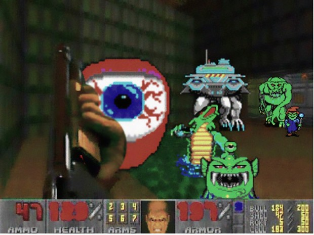 Doom 1 version