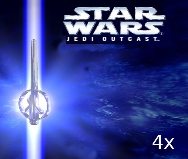 JediOutcast AI 4x UpScale 1.0