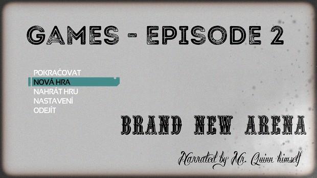Games Episode 2 - Czech Translation