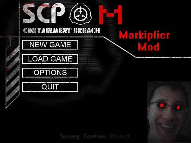 Markplier SCP CB