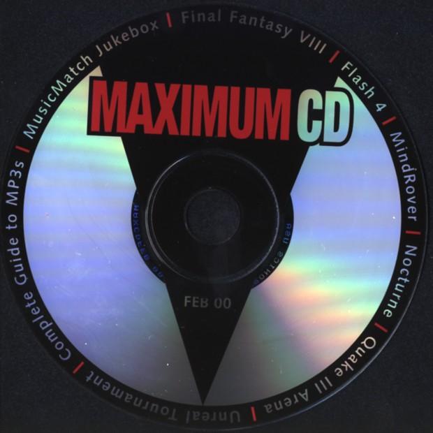 Maximum CD (February 2000)
