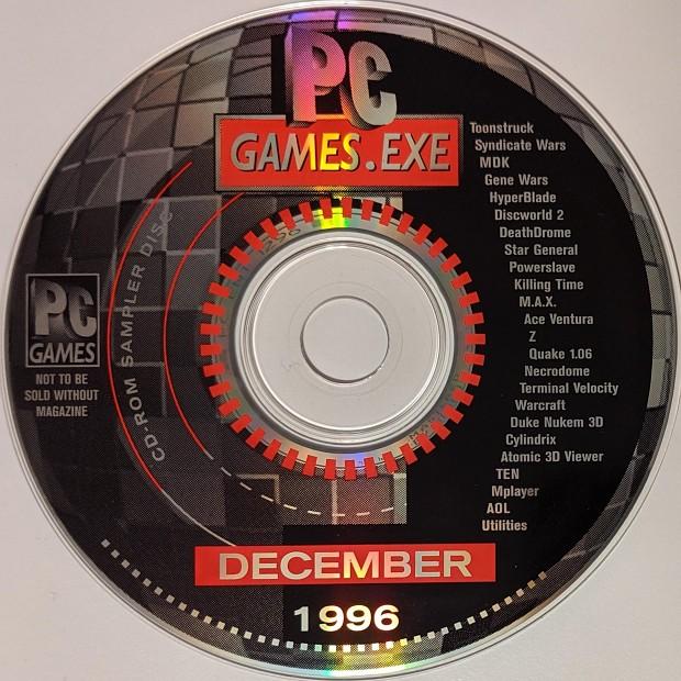 Pc Games.EXE (December 1996)