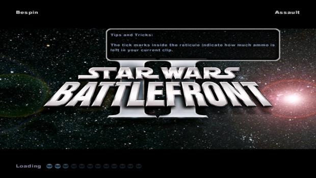 Console Version Loadscreen UI