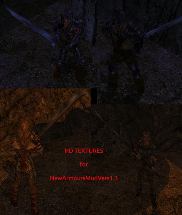 HD Armor textures v1