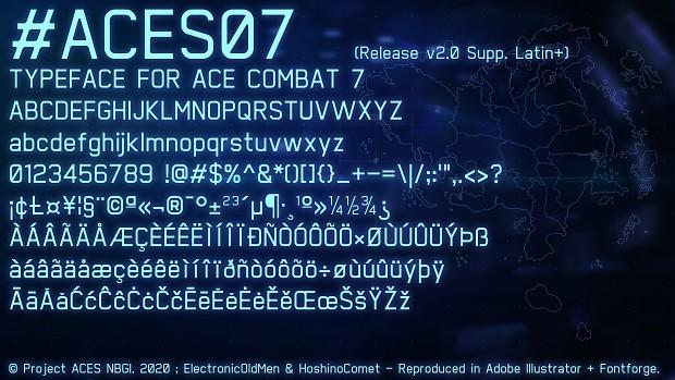 ACES07 Regular [v2.0]
