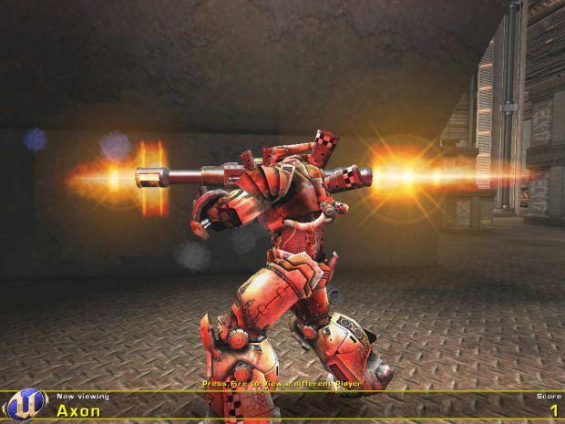 Ballistic Weapons v1.60 zip