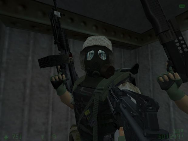 Opposing Force Redux V1.1 Patch