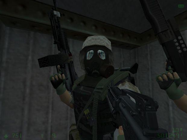Opposing Force Redux V1.1 Patch