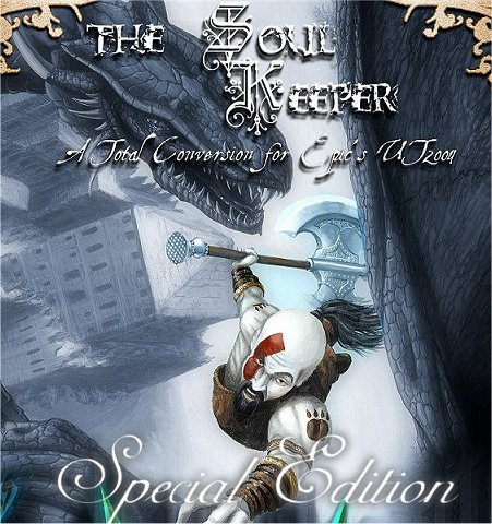 The SoulKeeper Special Edition-Patch from First Public Release to Special Editio