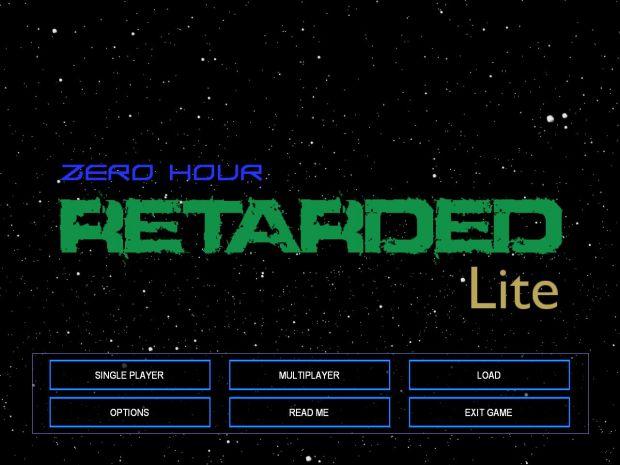 Zero Hour Retarded Lite