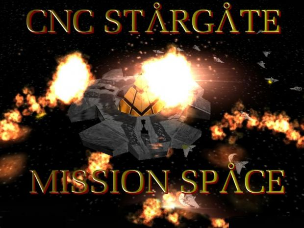 CNC STARGATE SG1 MISSION SPACE V1.0