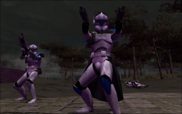 Ultimate Battlefront: The Clone Wars