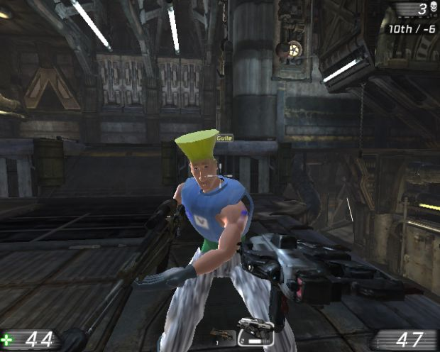 UT Custom Character: Streetfighter's Guile