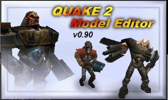Quake 2 Model Editor v0.90