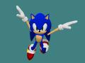 Sonic 2006 Player Model