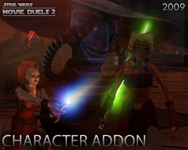 Character Addon - Windows