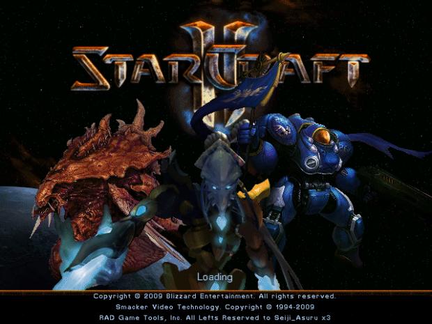 Starcraft 2 Mod