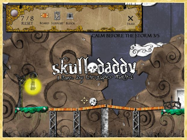 Skull Daddy beta demo 2.0