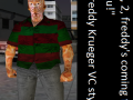 Freddy Kruger VC style