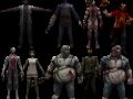 Zombie Skin Pack 2