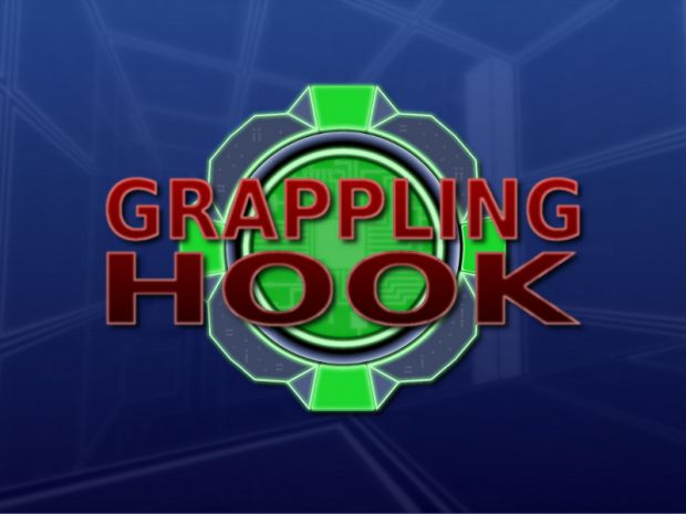 Grappling Hook Demo - Version 1.07 for Mac OS X