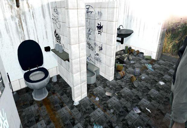 Useable Toilet
