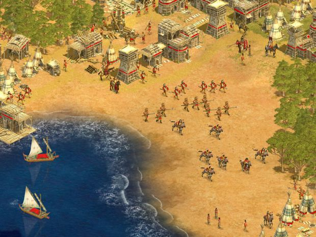 Rise of Nations: Thrones and Patriots (Demo)